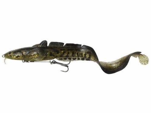 Savage Gear 3D Burbot Shallow 25cm 70g Lure Soft Bait Pike COLORS