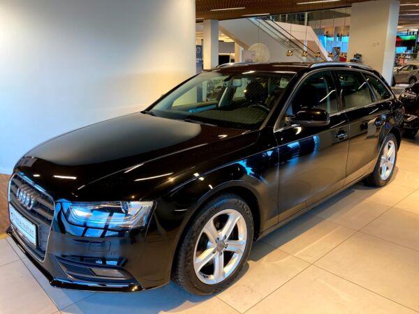 Audi A4 2,0 TDi 150 Avant billede 0