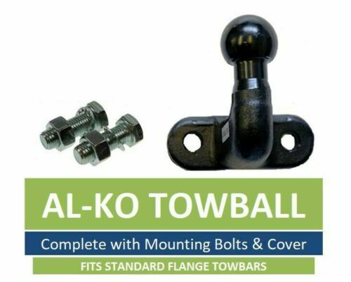 AL-KO Towball Witter Z13 Kit for ALKO AKS Stabiliser Hitches with Cover /& Bolts