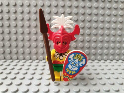 Lego Figur Piraten KING KAHUKA Insulaner Sammelfigur 6236 6256 6262 6278 6292