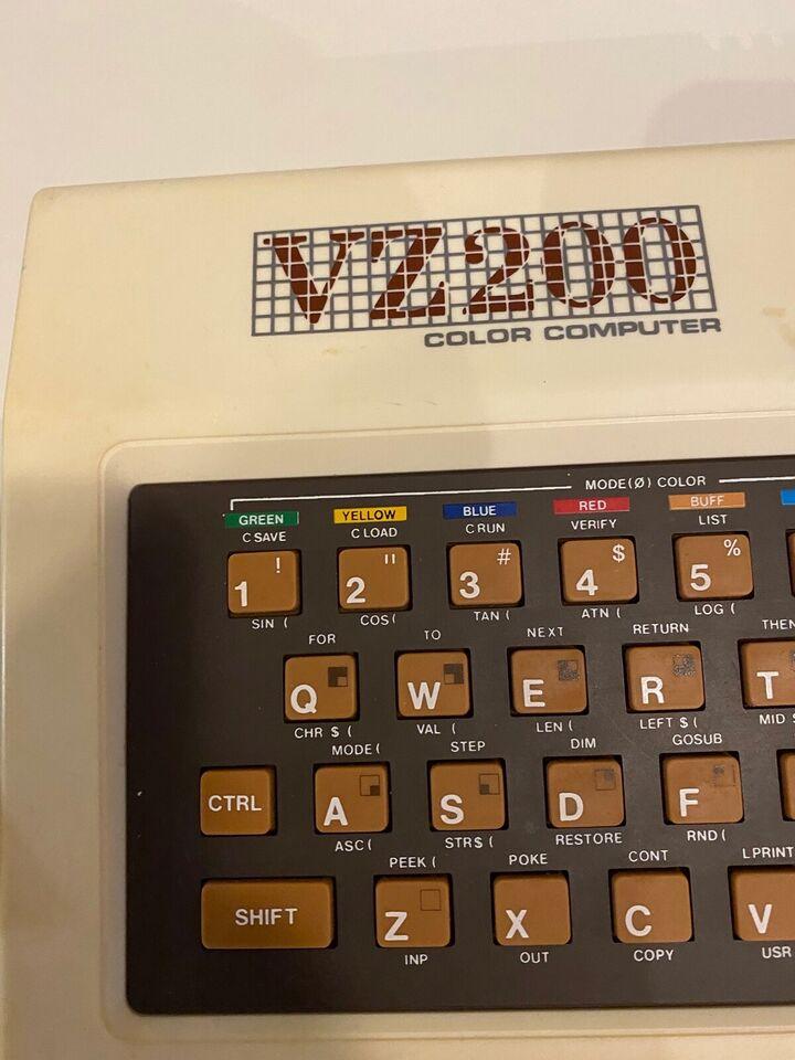 Andet mærke, Vz200 Color, Perfekt