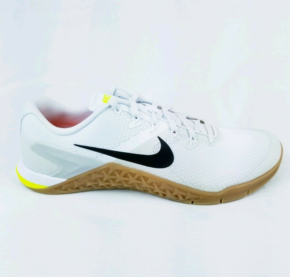 New Nike Metcon 4 Mens Training Cross Fit shoes Light Bone AH7453 100 Sz 11.5