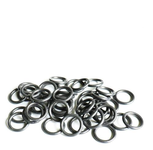 3 Stück O-Ringe 18 x 1,8 mm NBR70 Dichtring Nullring Schnurstärke 1,8 mm O Ring