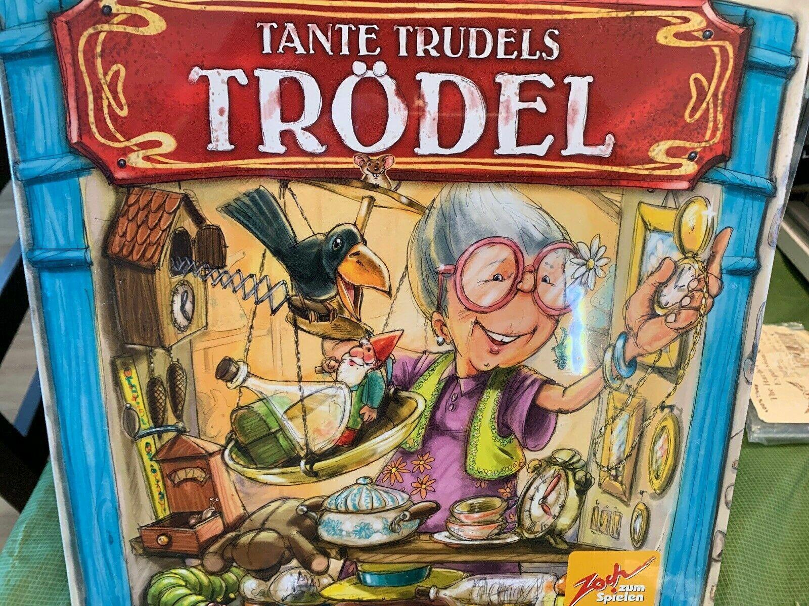 Tante Trudels Trodel Board Game - NEW SEALED