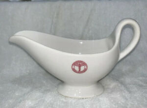 Vintage-United-States-Army-Medical-Department-Gravy-Boat-Tepco-Vitrified-China