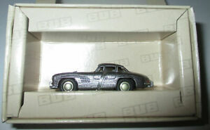 Bub-B06704-Mercedes-Benz-300SL-Mouette-Edition-2011-Neuf-Emballage