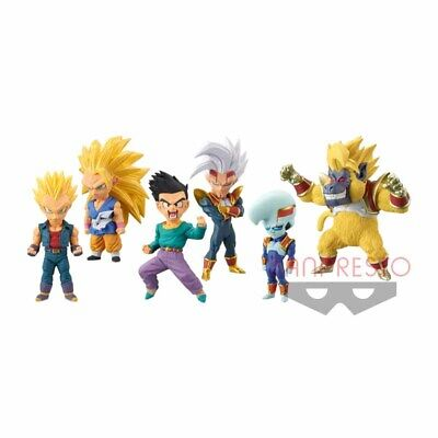 Dragon Ball World Collectable Figure WCF Treasure Rally II Tulece NEW F//S D