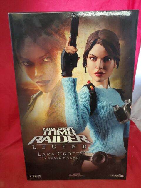 Sideshow Collectables 1 6 Lara Croft Tomb Raider Legend 12 Figure