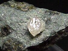 Diamant Kristall in Kimberlit - Stufe Diamantstufe 15 mm (871x)