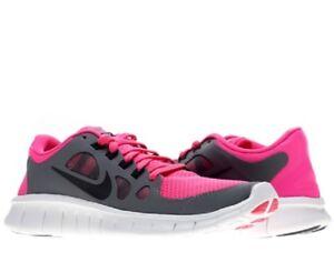 2566c9078d7e NIKE Free 5.0 GS Running Shoes NIB Girls Youth Sz 4.5  36.5 Pink ...