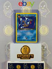 Dark Gyarados Rare 1st Edition Played 1st Ed Team Rocket Pokemon 25//82