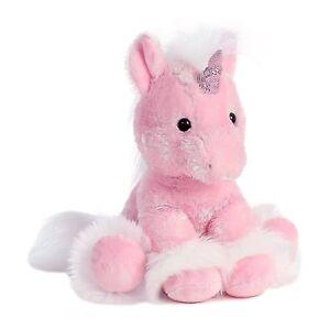 Aurora-12-034-Dreaming-of-You-Pink-Unicorn-Plush-Stuffed-Animal