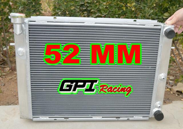 2 row 50mm HOLDEN COMMODORE VL RB30 ET L6 AT/ MT aluminum radiator