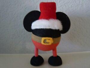 0f855ba7a4ea8 Disney Santa Claus Mickey Mouse Foam Antenna Ball Topper Santa Hat ...