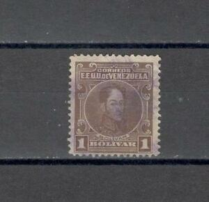 R8321 - Venezuela 1915 - Lotto Bolivar N°143 - Vedi Foto