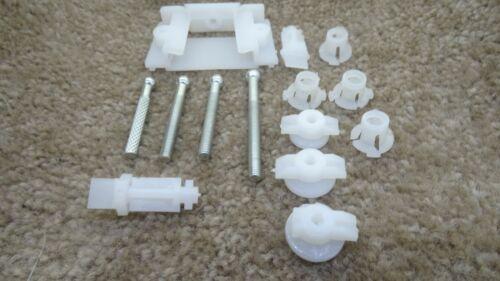 Skoda front Projecteur//Phare Ajusteur FULL KIT Vis /& Bush Set