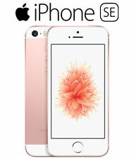 IPHONE SE Apple iPhone SE 4G 32GB ROSA ROSE 24 mesi garanzia NO BRAND PROMO