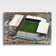 """MANCHESTER CITY MAINE ROAD STADIUM CANVAS Wall Art Poster 30""""x20"""" CANVAS"""