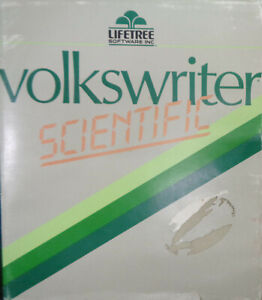 Volkswriter-Scientific-by-Lifetree-Software-1984-Unused-Science-word-processor
