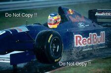 Karl Wendlinger Sauber C14 Argentine Grand Prix 1995 Photograph