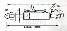 indici15 Terzo Punto Idraulico Rapido F D100 610/820 cat.3 Ø32 Valvola by Guaita