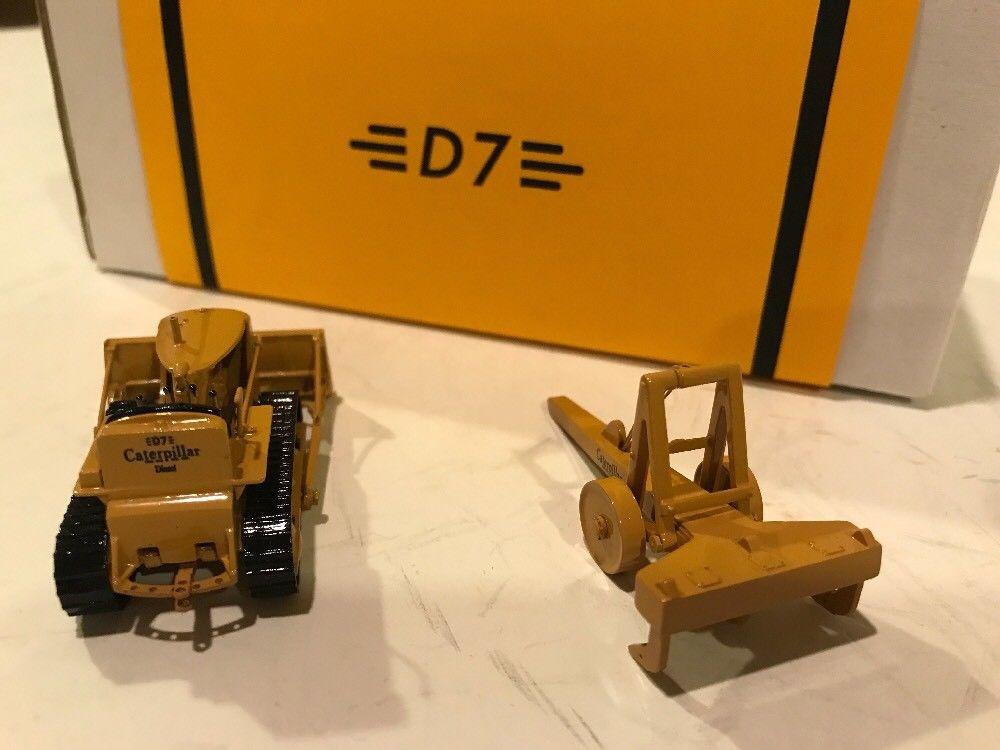 Las ventas en línea ahorran un 70%. Ccm Clásico De Construcción Caterpillar D7 con Ripper Ripper Ripper 1 87  nuevo estilo