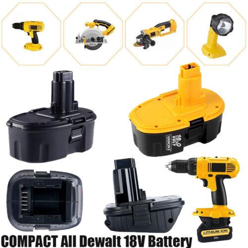 DCA1820 Battery Adapter Convertor For DEWALT Cordless 18 Volt to 20V Max Lithium