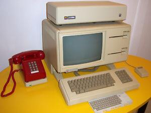 RARE-vintage-Apple-Lisa-computer-system-complete-amp-WORKING