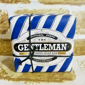 Castelbel-Porto-Men-s-Grooming-CITRUS-amp-BERGAMOT-Luxury-Soap-Bar-10-6oz