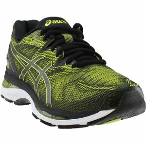 51e12a505ce Image is loading ASICS-GEL-Nimbus-20-Running-Shoes-Yellow-Mens