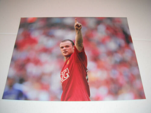 Wayne Rooney Soccer 11x14 Promo Photo #3