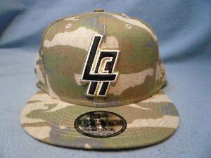 New-Era-9Fifty-Los-Angeles-Clippers-Combo-Camo-Snapback-BRAND-NEW-hat-cap-LA-LAC