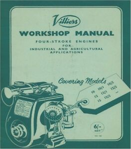villiers engine manual mk10 mk12 mk15 ebay rh ebay ie MK12 Mod Holland Mk12 Mod 1