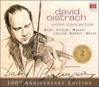 David Oistrach plays Violin Concertos (CD, Sep-2008, 2 Discs, Berlin Classics)
