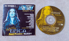CD AUDIO INT / VARIOUS METALLIAN SAMPLER N° 36 CD COMPILATION PROMO MECD36 2005