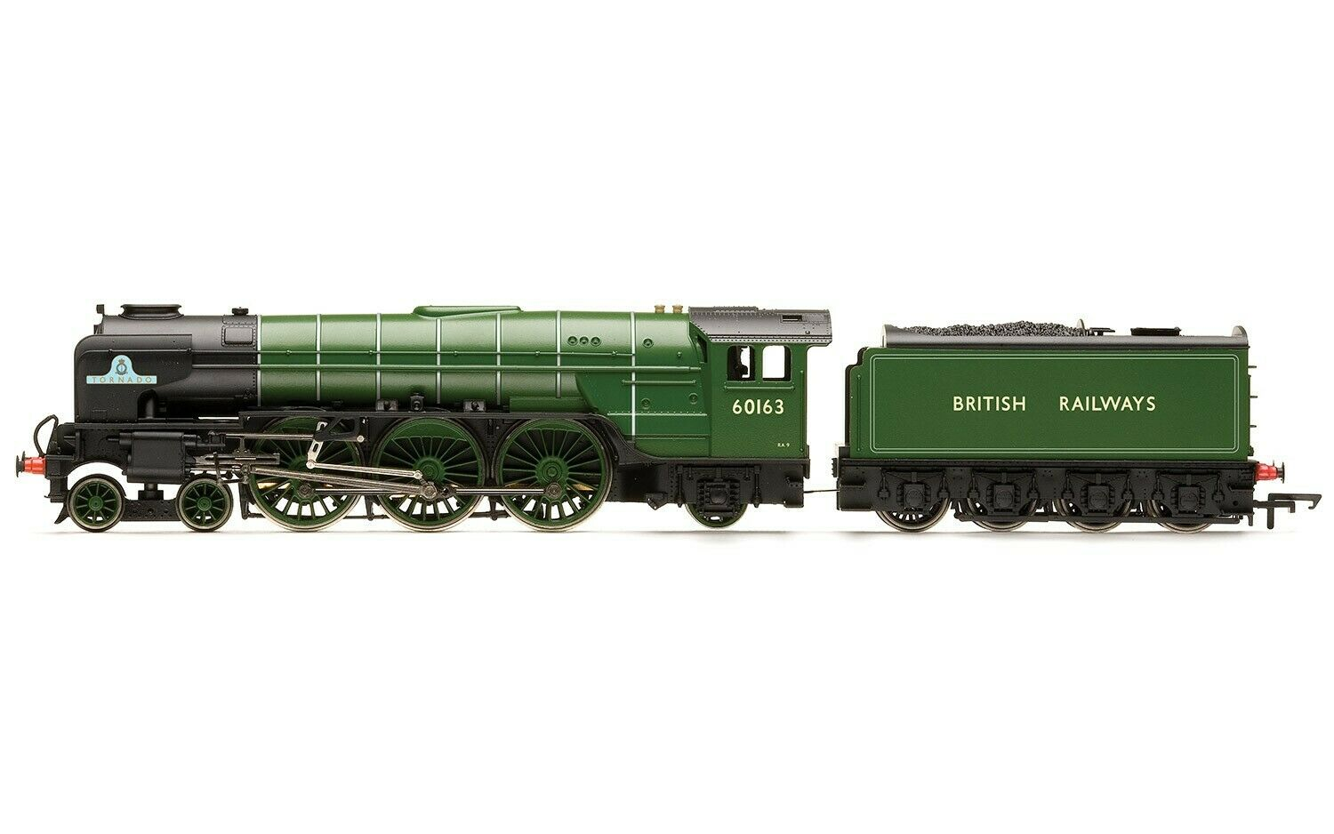 Hornby Railroad R3663TTS BR Peppercorn Class A1  TORNADO  60163 TTS & DCC Fitted