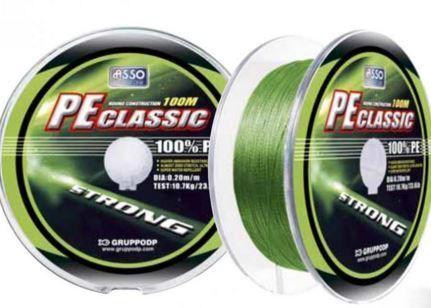 Asso PE Classic Braid 300m Line ALL SIZES