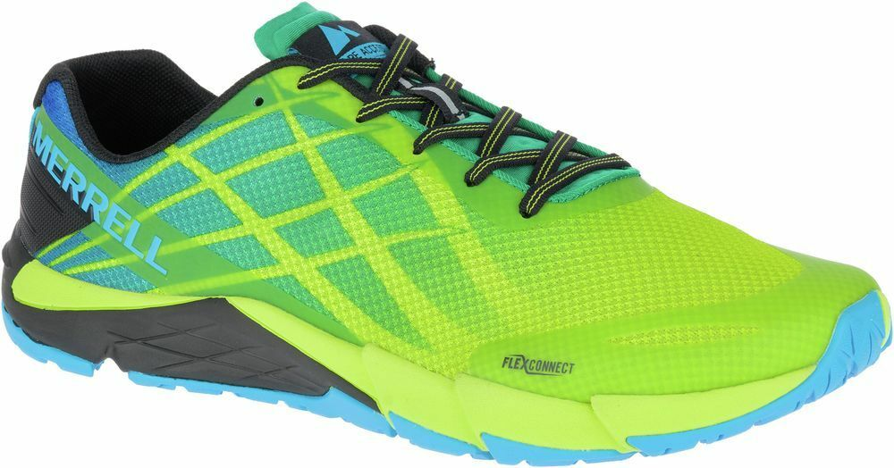 Merrell Bare Access 5 Flex Mens Trail Running shoes Sneakers Trainers New J12553