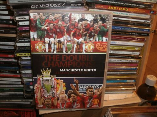 1 of 1 - Manchester United - End Of Season Review 2007/2008 (DVD, 2008)