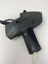 Monarch 1115 Price Tag Gun Label Used Works Full Empty Roll Orange