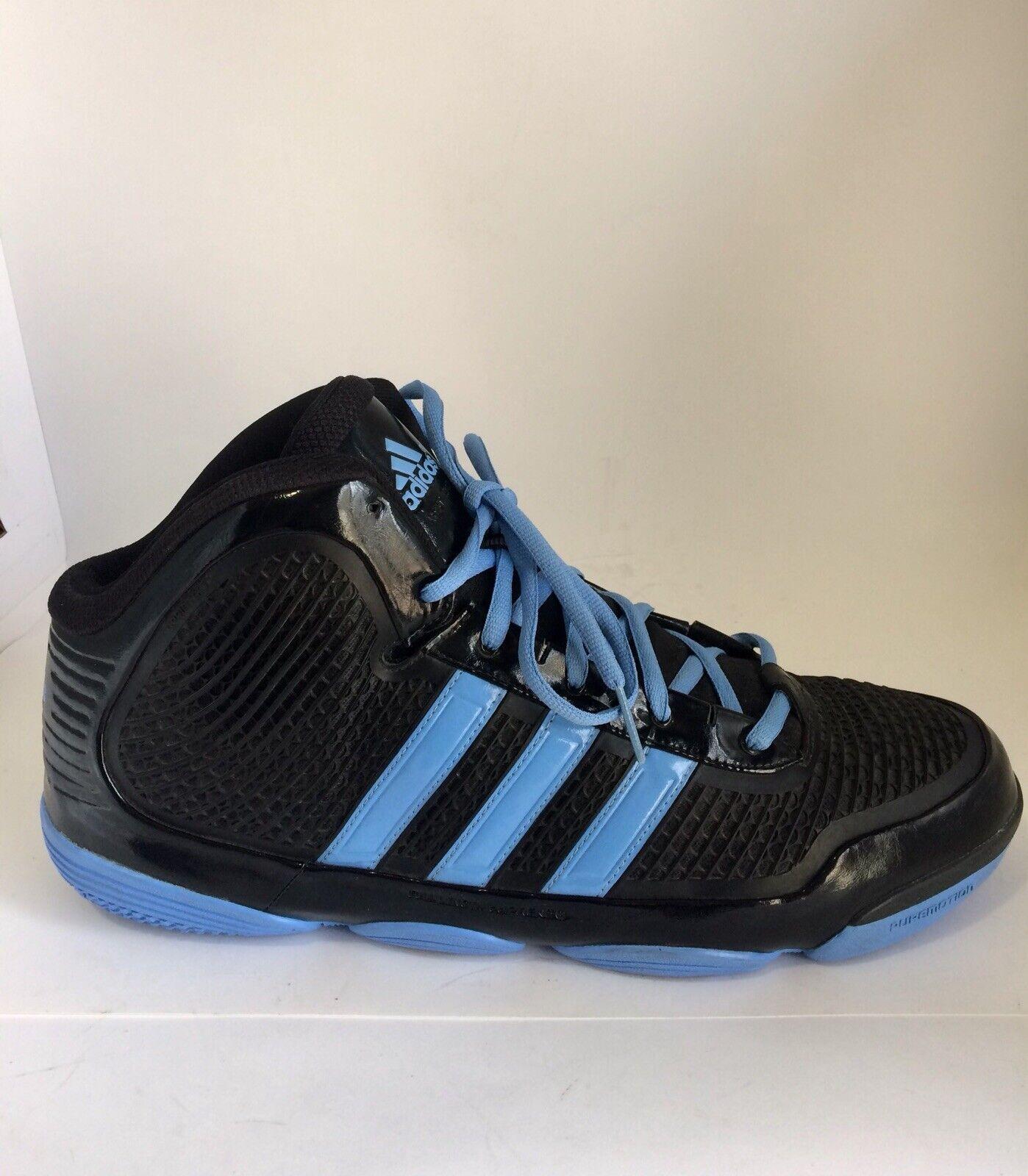 Adidas Mens AdiPure NBA All Star Edition 2011 Basketball Mid Top Shoes SZ 18