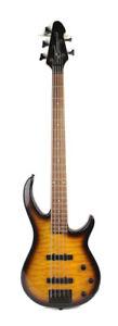 Peavey Millennium BXP 5 - String Electric Bass Guitar Sunburst Finish Right Hand