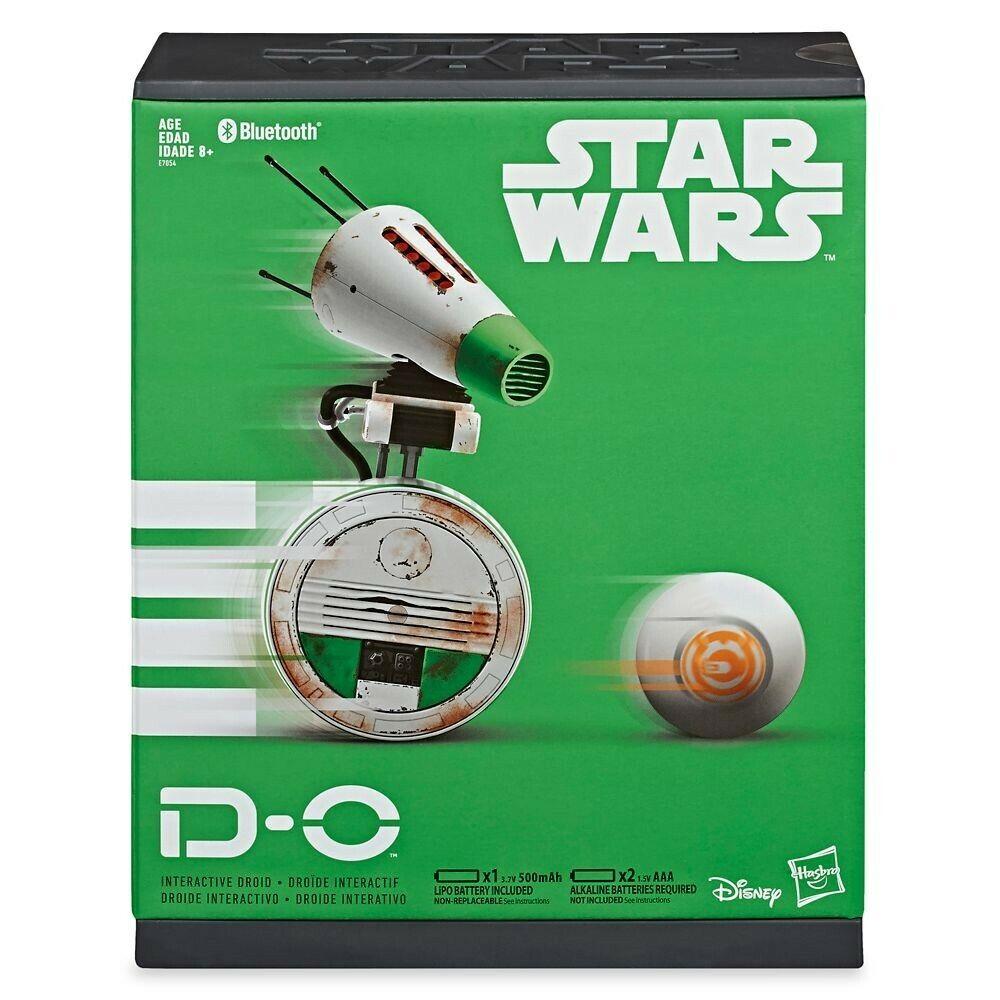 STAR WARS HASBRO The Rise of Skywalker RC D-O Droid Remote Control NIB