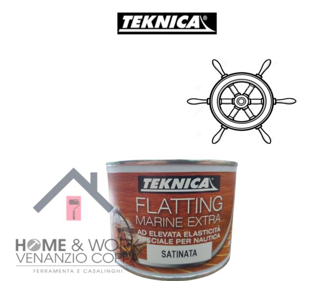 Flatting Legno vernice satinata per nautica imbarcazioni protettivo per legnami