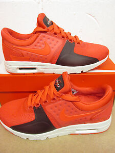 Details about Nike Womens Air Max Zero Running Trainers 857661 800 Sneakers Shoes