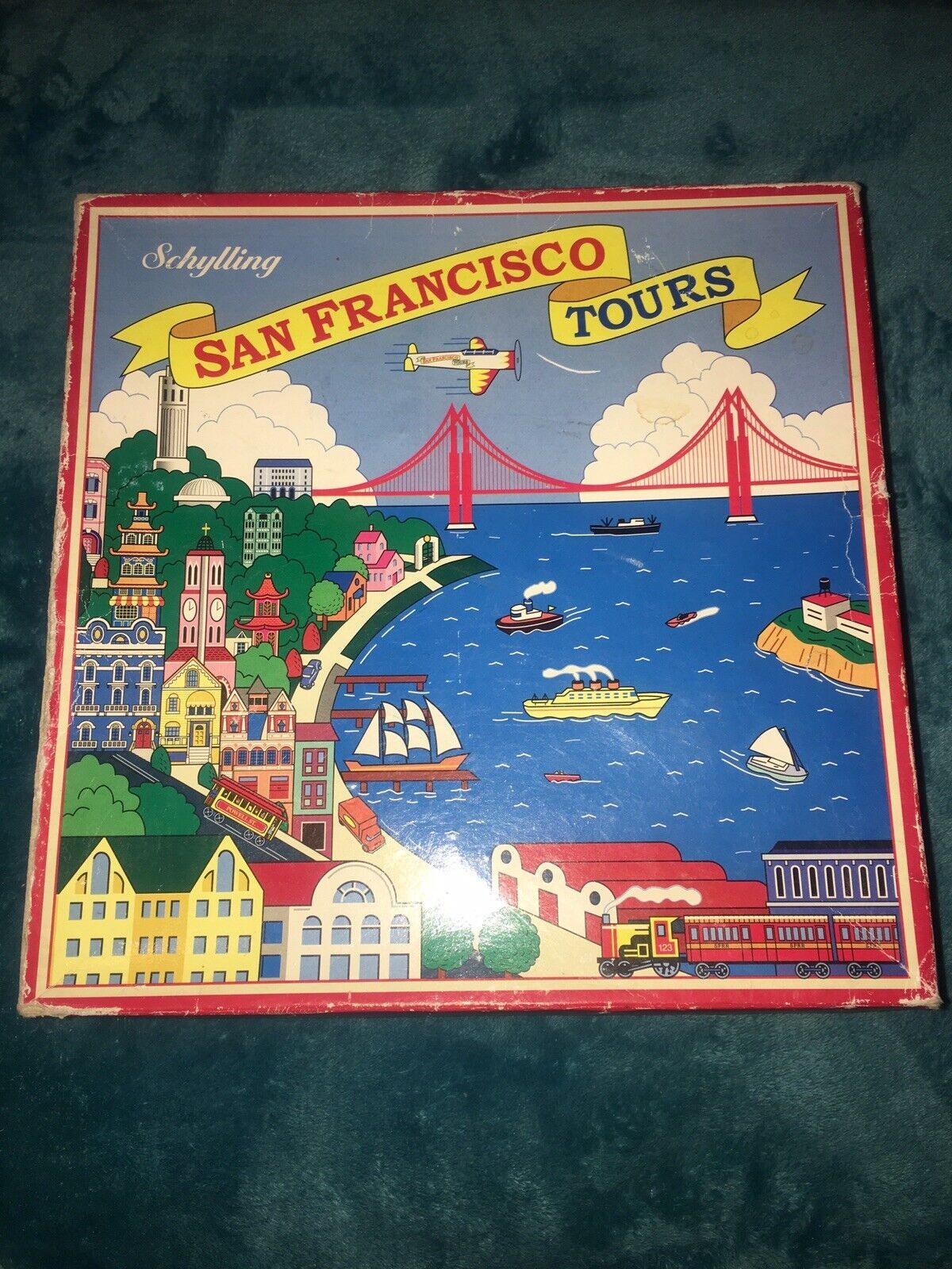 Schylling colector serie Tours de San Francisco