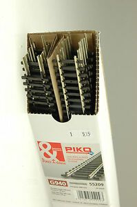 Piko-A-Gleis-55209-H0-24-Stueck-NEU-und-OVP