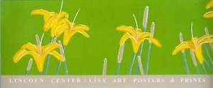 Alex-Katz-Day-Lilies-1992-Serigraph-Edition-of-800