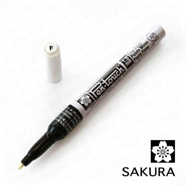 Sakura - Penna-Touch Marcatore a Vernice - Fine 1.0mm - 5 Colori Disponibili