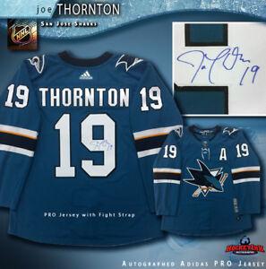 Image is loading JOE-THORNTON-Signed-San-Jose-Sharks-Teal-Adidas- d64ad8040